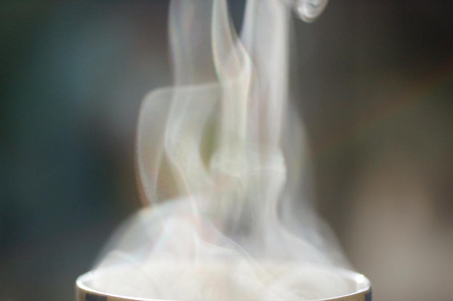 Hot and Refreshing Drink Photograph by Gregoria Gregoriou Crowe fine art and creative photography.