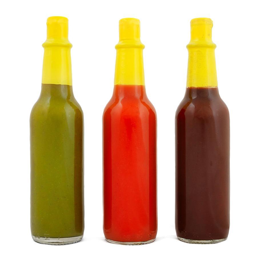 Sensation Photograph - Hot Sauce by Jim Hughes
