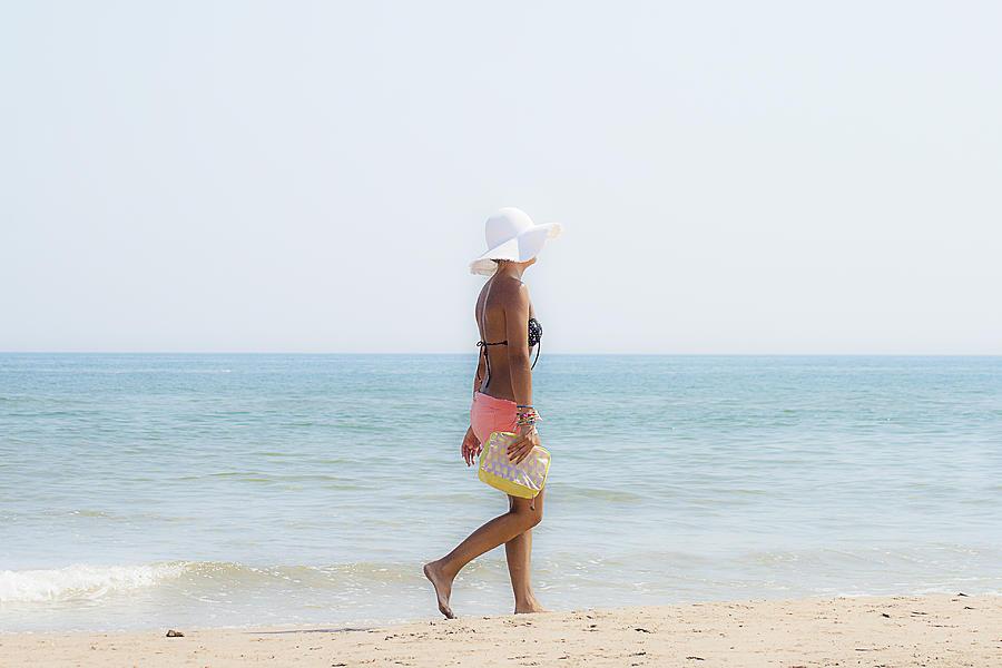 Summer Photograph - Hot Summer by Herbert Seiffert