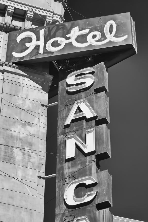 Hotel San Carlos by Michael Yeager