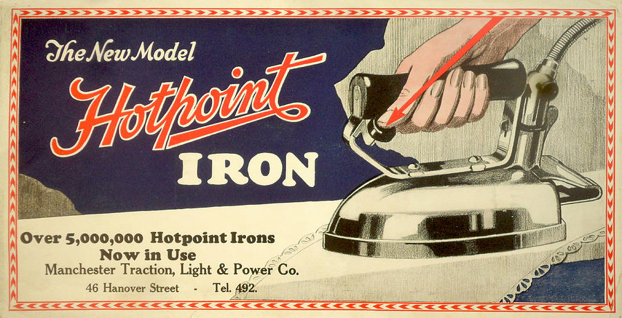 Hotpoint Iron by Woodson Savage