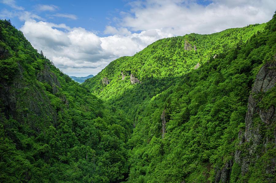 Houheikyou Valley, Hokkaido, Japan Photograph by Kelvin Tse Photography