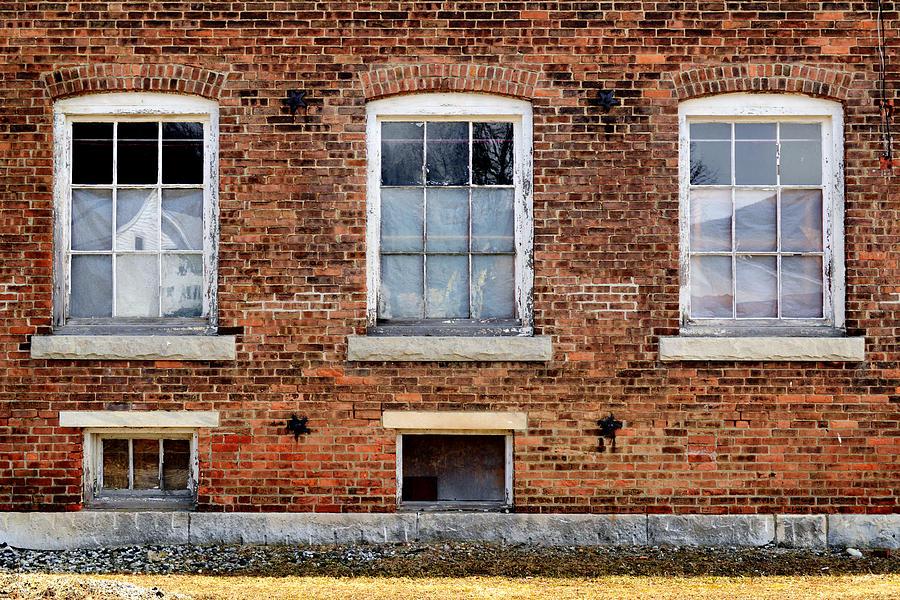 Old Photograph - Housatonic Mill No. 1 by Geoffrey Coelho