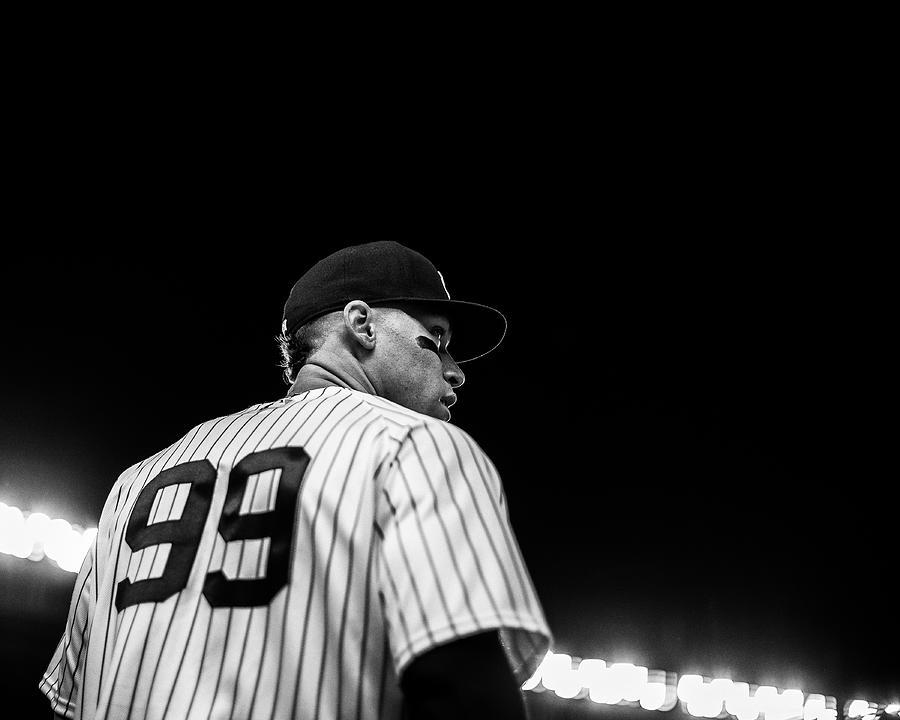 Houston Astros v New York Yankees Photograph by Rob Tringali/Sportschrome
