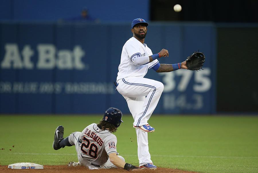 Houston Astros V Toronto Blue Jays Photograph by Tom Szczerbowski