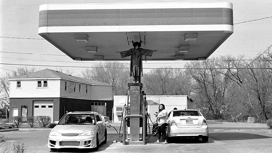 How Do You Pump Gas Photograph by Chris Luechung