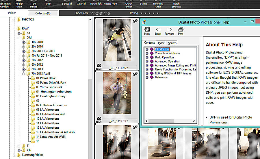 Raw Photograph - How To Organize Your Files by Viktor Savchenko