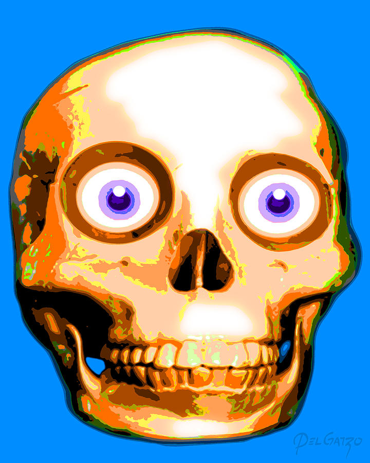 Howdy Headbone Digital Art