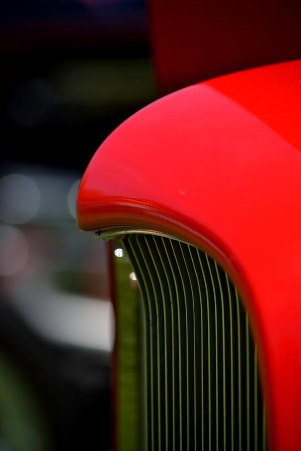 Red Photograph - Hr-58 by Dean Ferreira