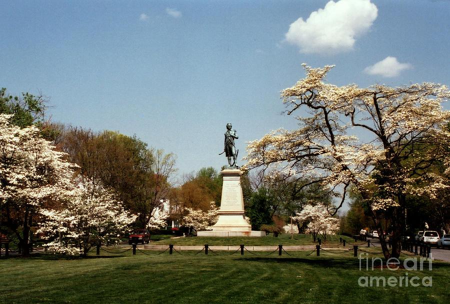 Hugh Mercer In Springtime Photograph