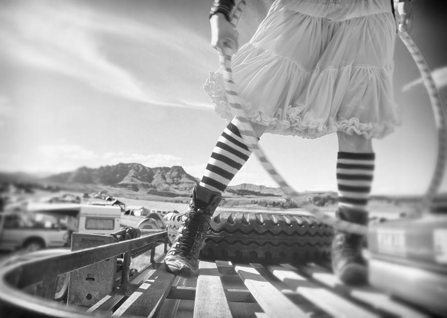 Drakensberg Photograph - Hula Hoop by Babur Yakar