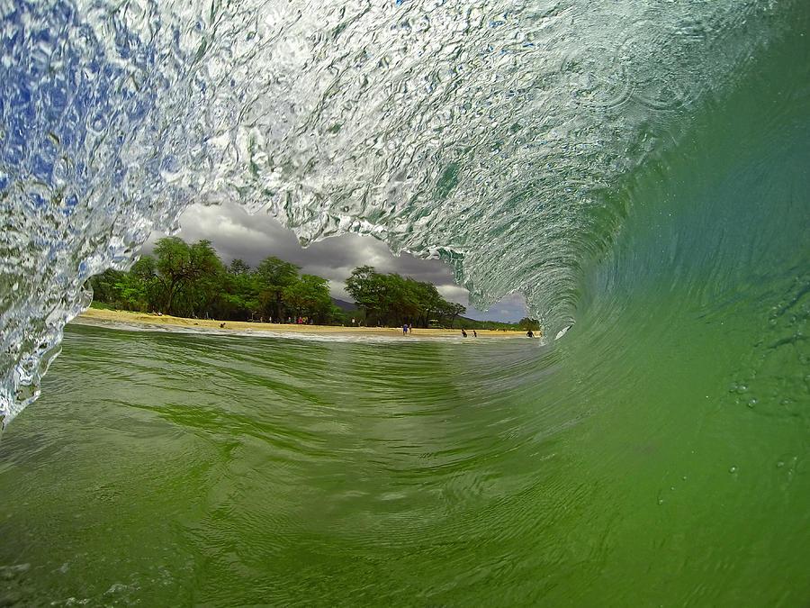Hulk Wave Photograph - Hulk Wave by Brad Scott