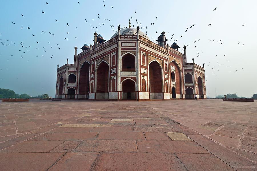 Humayuns Tomb Photograph by Ankur Dauneria