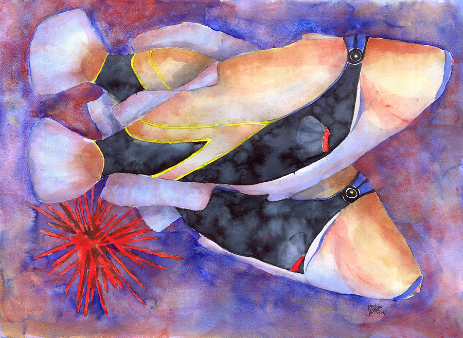 Humuhumunukunukuapuaa Painting - Humuhumunukunukuapuaa by Pauline Jacobson