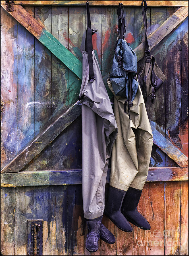 Hung Out To Dry by George Hodlin