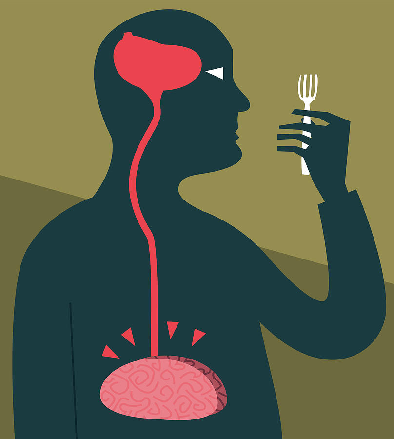 Hunger Digital Art by Planet Flem