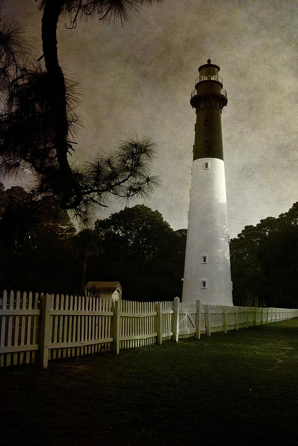 Hunting Island Lighthouse by Photography  By Sai
