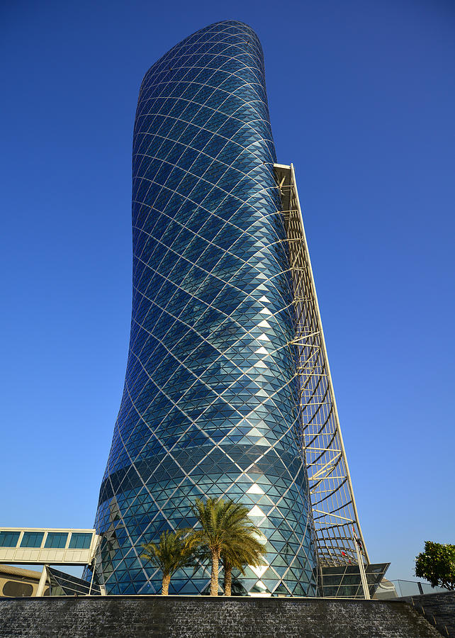 Hyatt Capital Gate 3 by Dragan Kudjerski