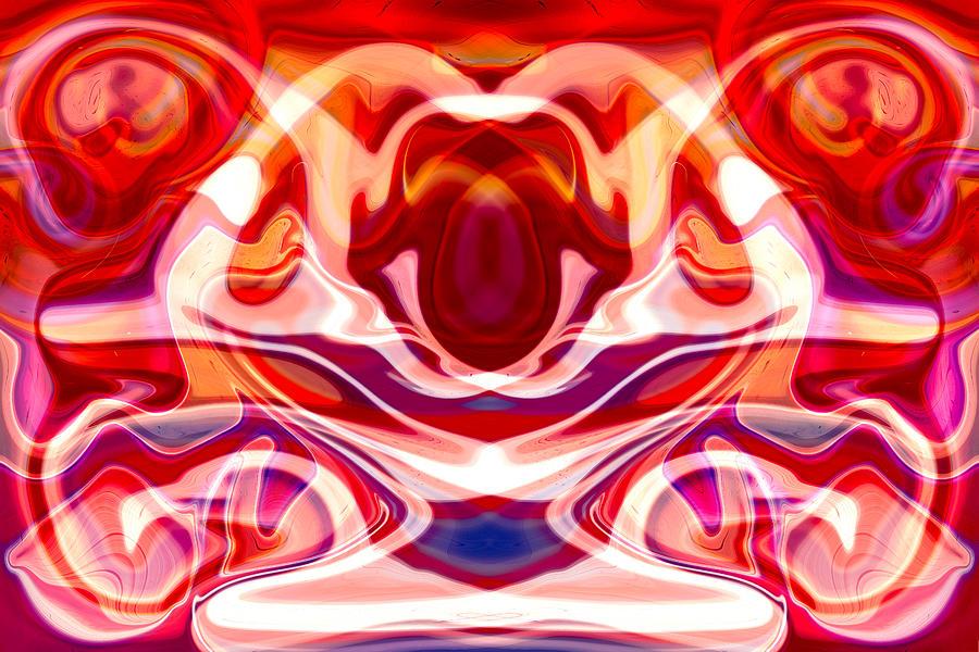 Twisp Painting - Hypnotoad by Omaste Witkowski