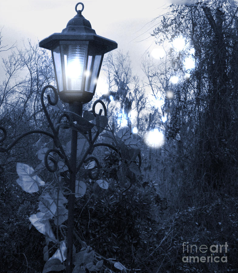 Lamps Photograph - I Believe by Jeffery Fagan