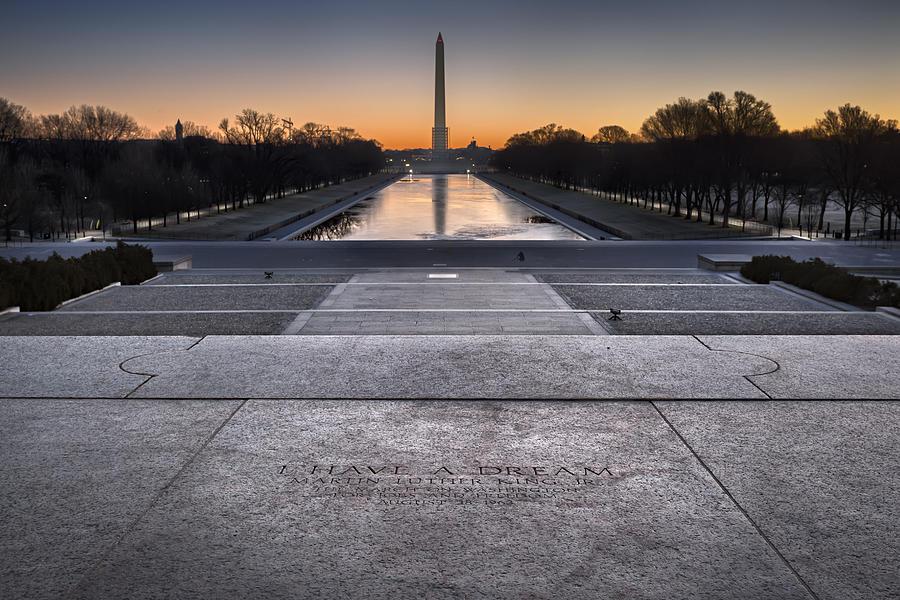 America Photograph - I Have A Dream... by Eduard Moldoveanu
