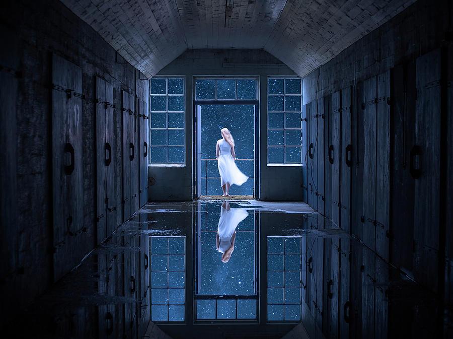 Stars Photograph - I Have A Dream by Stig Hole