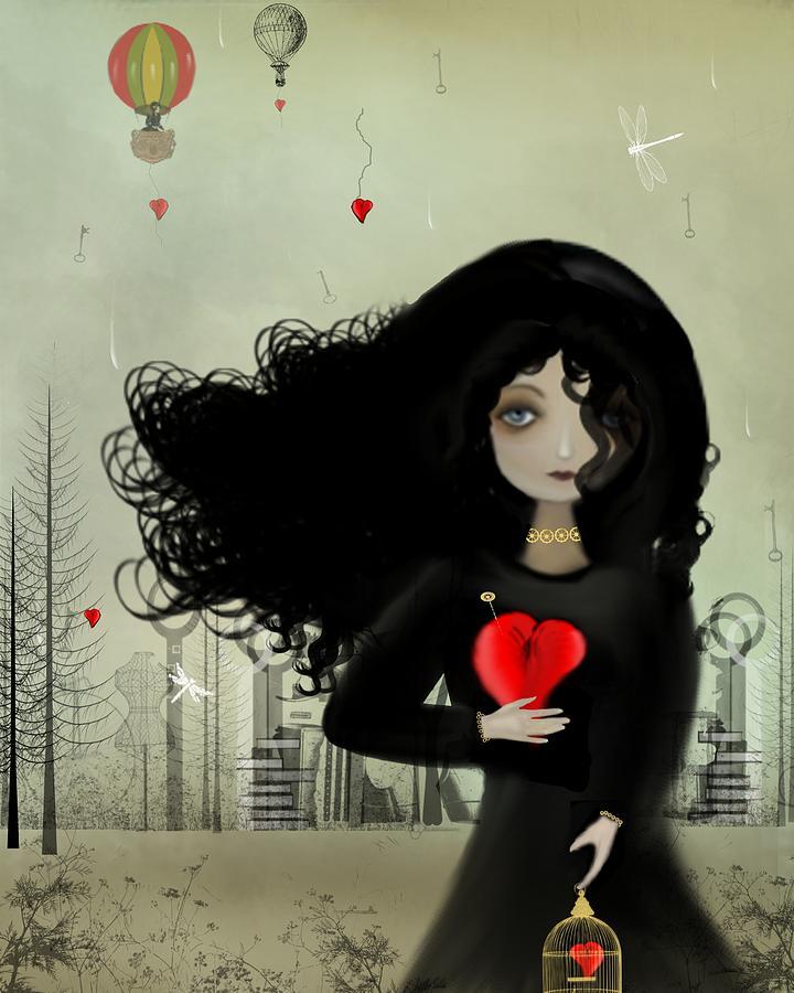I Heart U by Charlene Murray Zatloukal