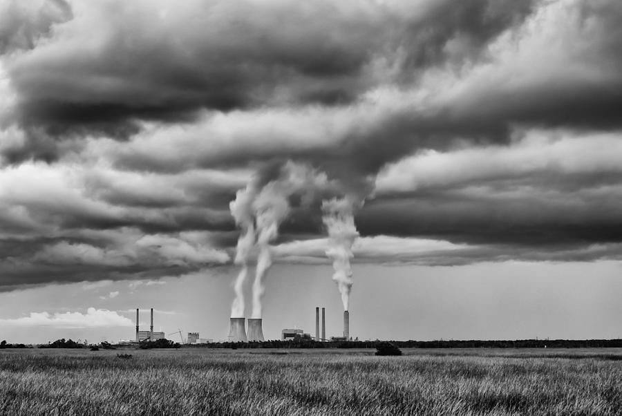 Landscape Photograph - I Just Wonder by David Mcchesney