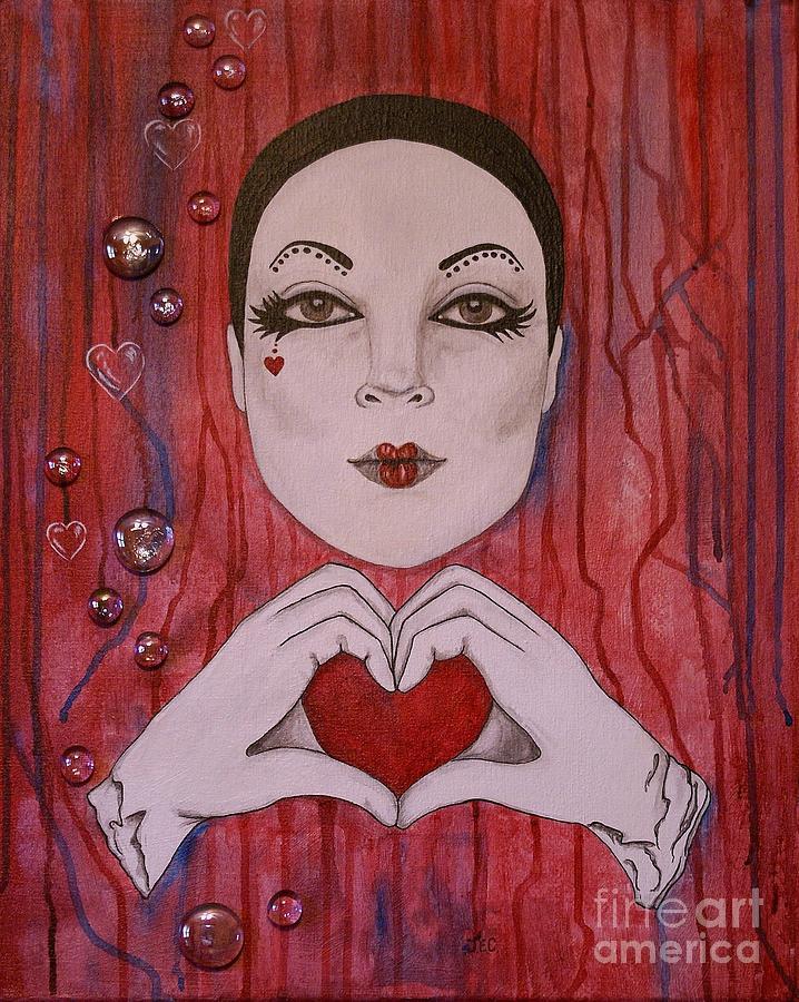 I Love You by Jane Chesnut