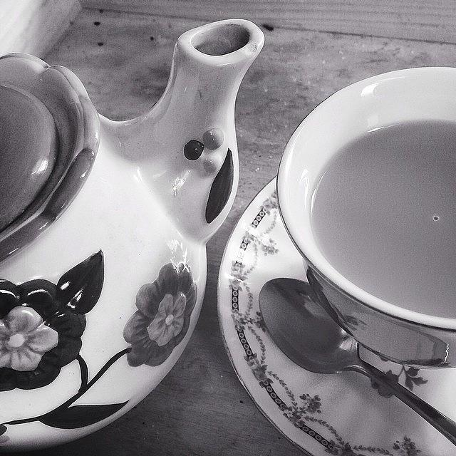Newyork Photograph - I Want To Live A Simple Life.  #tea by Matthew Bryan Beck