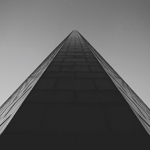 Skyscraper Photograph - Point Of View by Blake Fountain