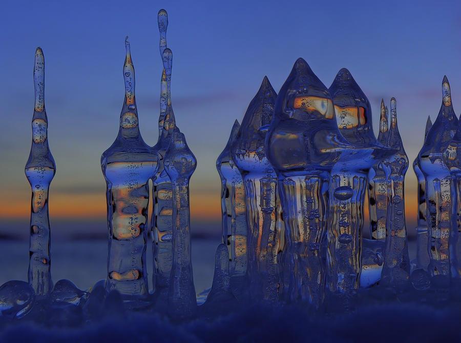 Ice City by Sami Tiainen
