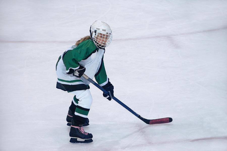 Ice hockey Photograph by ArtBoyMB