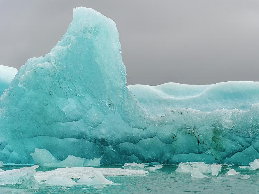 Iceberg Photograph by Enrique Mesa Photography
