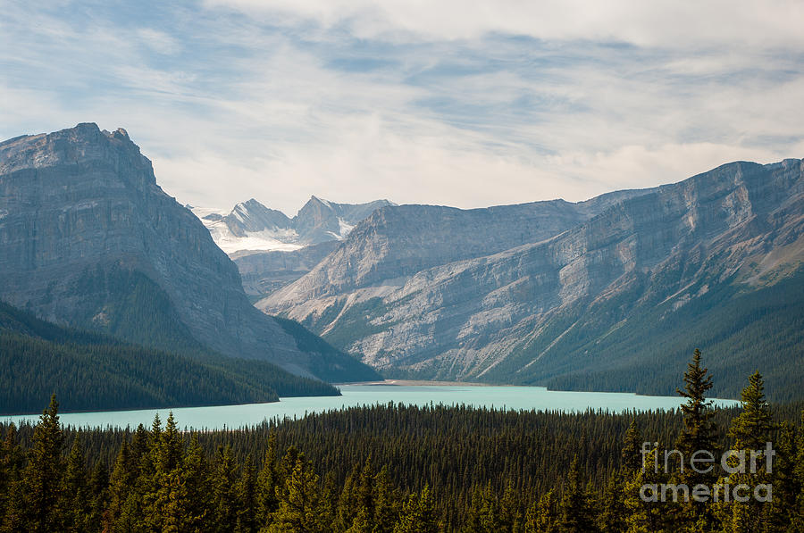 Icefields Parkway Photograph - Icefields Parkway 2.0584 by Stephen Parker