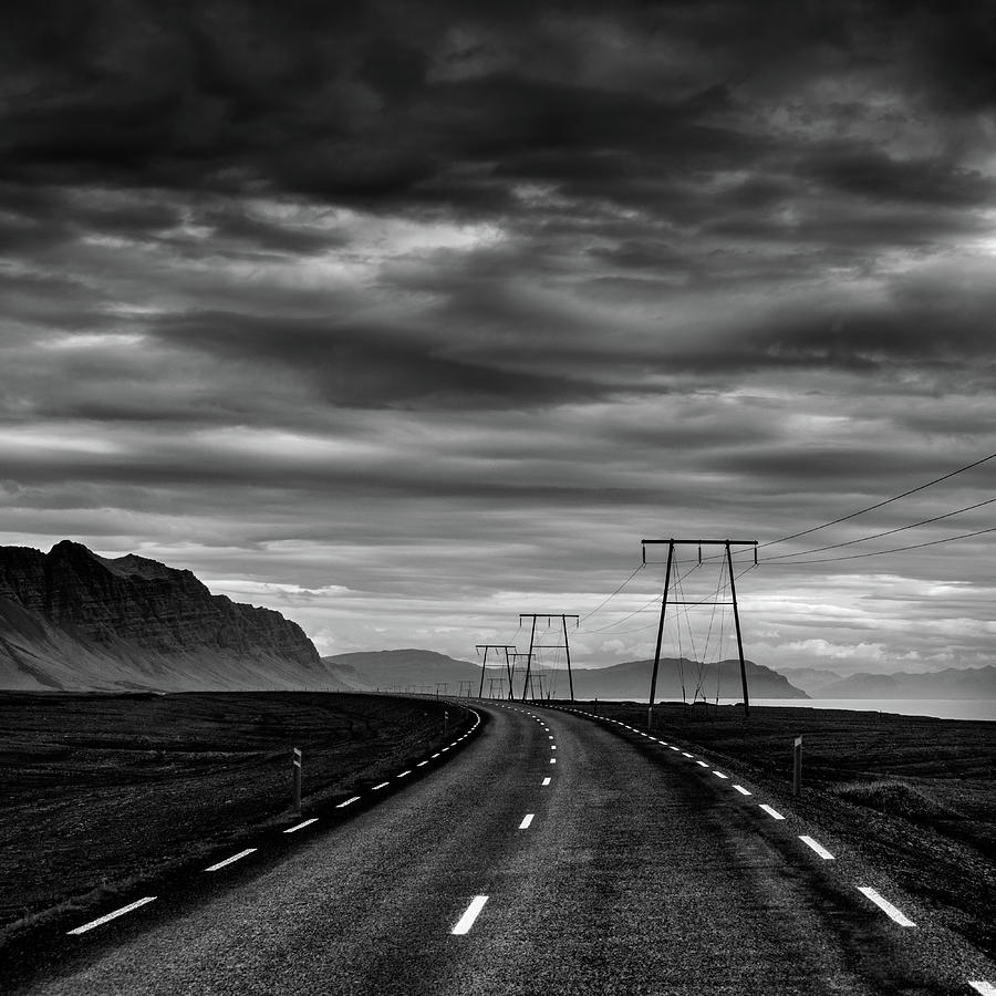 Landscape Photograph - Iceland Impressions 05 by George Digalakis