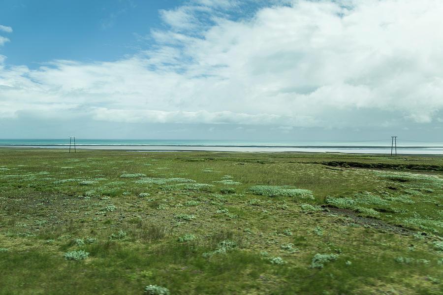 Iceland - Jökulsárlón Photograph by Oscar Wong