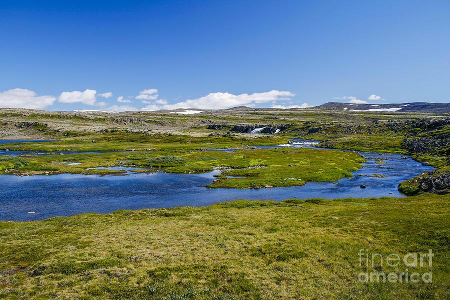 Iceland Panorama Photograph