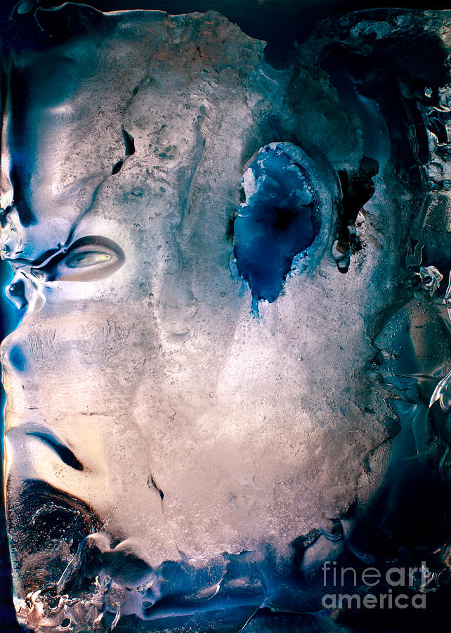 Iceman Photograph - Iceman by Petros Yiannakas
