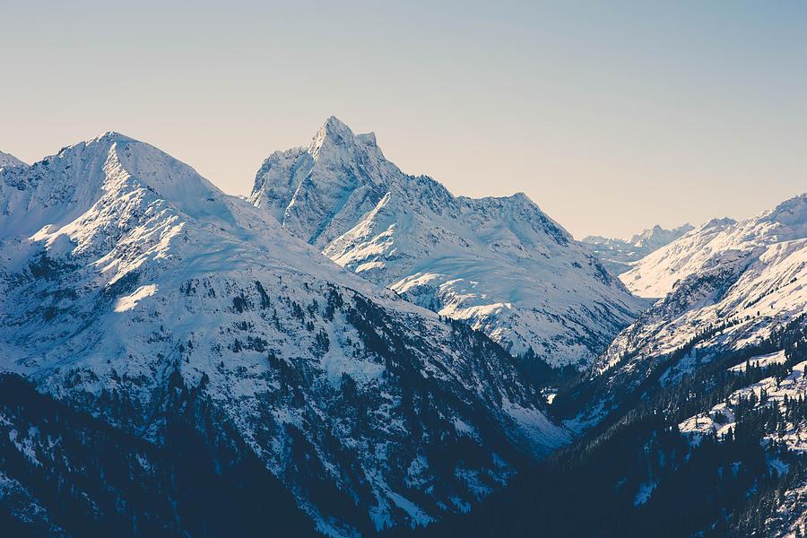 Adventure Photograph - Iconic Arlberg by Soren Egeberg