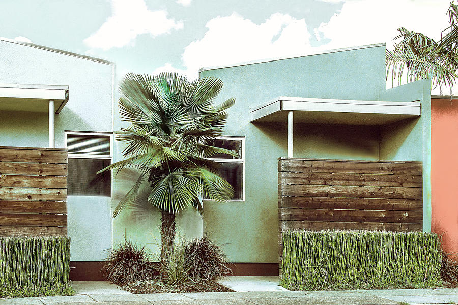 Home Photograph - Iconic California Modern Architecture by Dorothy Walker