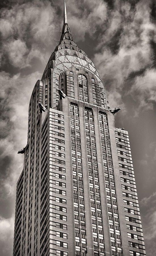 Chrysler Building Photograph - Iconic  by JC Findley