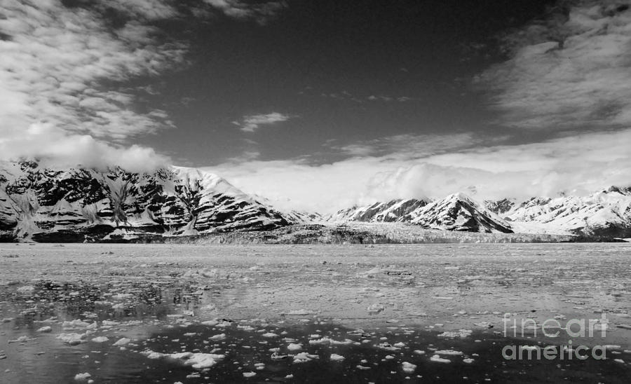 Glacier Photograph - Icy Water by Camilla Brattemark