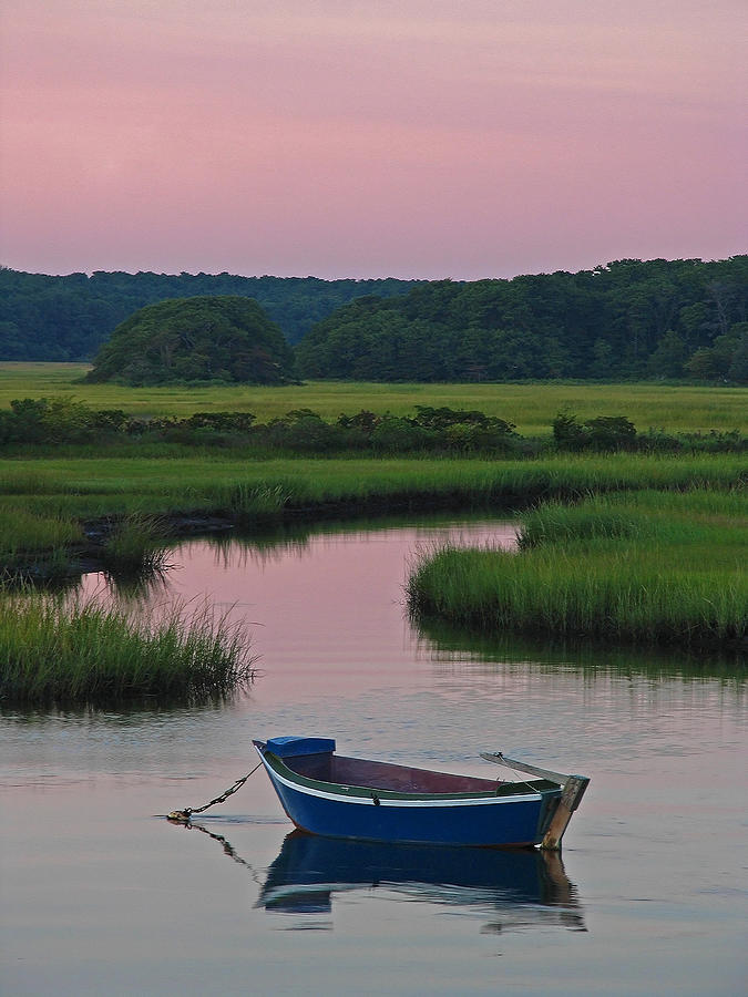 Solitude Photograph - Idyllic Cape Cod by Juergen Roth