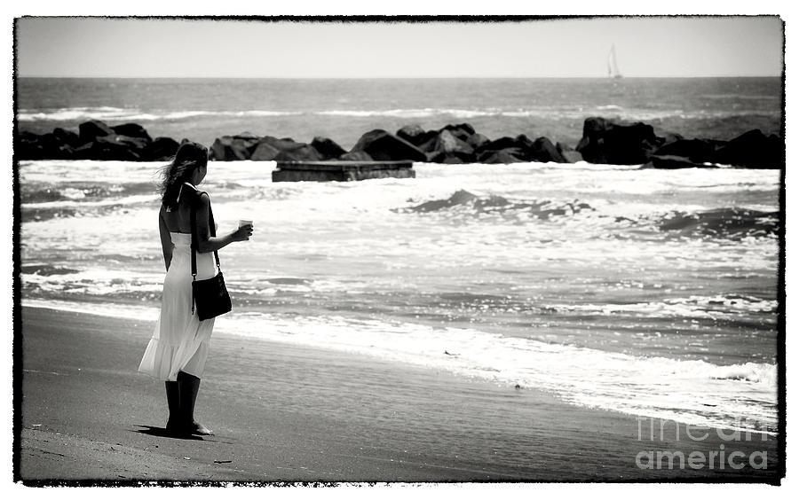Sail Away Photograph - If I Could Sail Away by John Rizzuto