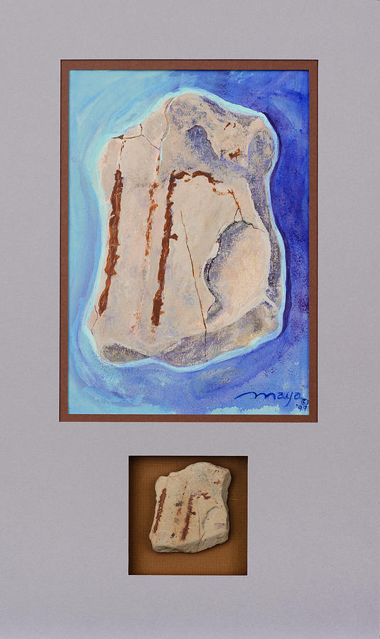IF Painting by Illusions Maya