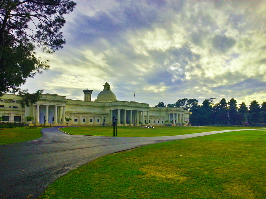Institute Photograph - IIt Roorkee by Atinderpal Singh