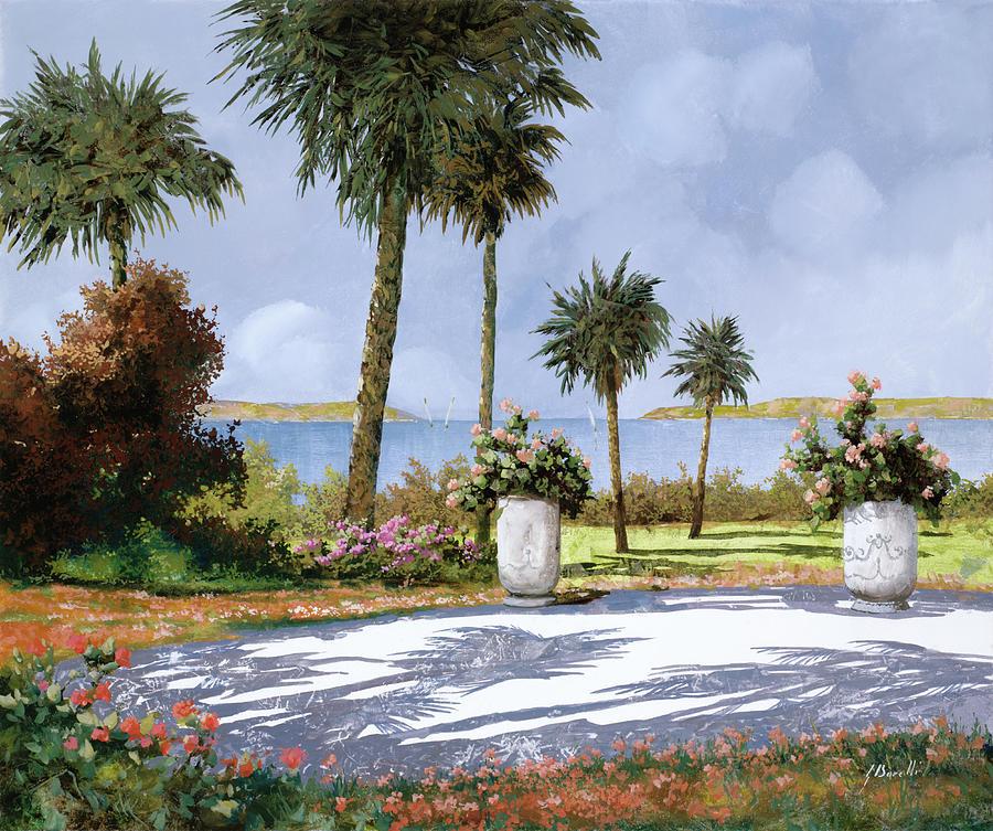 Il Giardino Delle Palme Painting