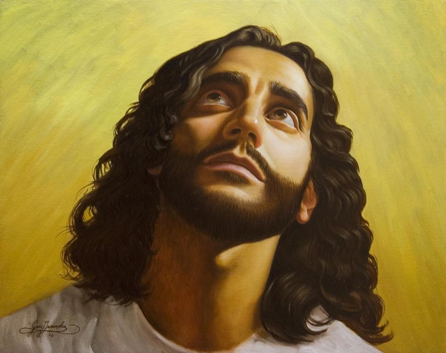 Portrait Painting - Illumination by Gary  Hernandez