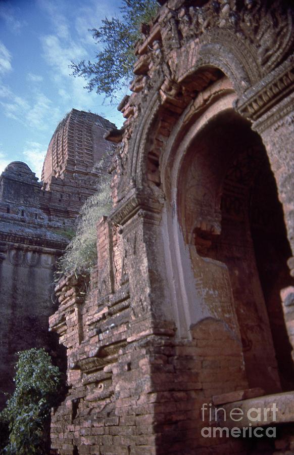 Pagan Photograph - Illusive Pagan Burma by Scott Shaw